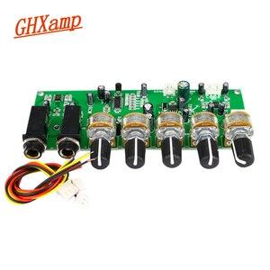 Image 3 - GHXAMP PT2399 Karaoke Reverb Microfoon Voorversterker Board Galm Versterker DIY DC12V Ingebouwde Boost Dynamische Dual P