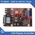 TF-S6UR TF longgreat Управления СВЕТОДИОДНЫЙ Дисплей Карта USB последовательный Порт RS232 Асинхронный Одного Двухцветный