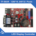TF-S6UR TF longgreat LED Display Control Card USB RS232 serial Port Asynchronous Single Dual Color