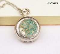 Free Drop Shipping Newest Hot Sales Retro Antique Pocket Watch European American Fashion Models Crystal Flower