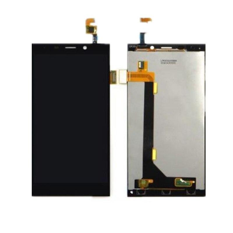 """imágenes para 5.5 """"Para Gionee Elife E7 E7L E7T 9002 9004 Panel de la Pantalla LCD Con El Montaje de la Pantalla Táctil Digitalizador lente de Cristal"""