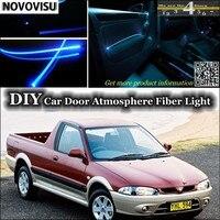 For Proton Arena Jumbuck Interior Ambient Light Tuning Atmosphere Fiber Optic Band Lights Inside Door Panel