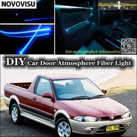 For Proton Arena Jumbuck Interior Ambient Light Tuning Atmosphere Fiber Optic Band Lights Inside Door Panel