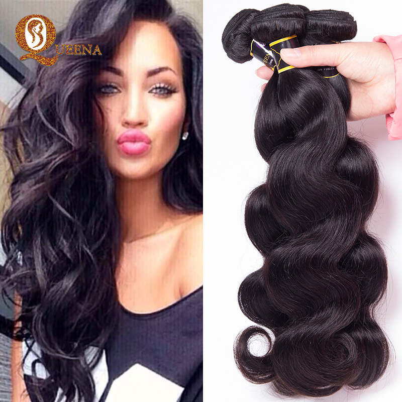 Grace hair picture more detailed picture about 7a grade vip 7a grade vip beauty bella hair unprocessed peruvian virgin human hair body wave 4pcs peruvian body pmusecretfo Image collections