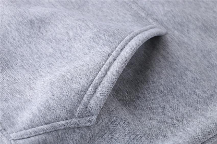 Quality Brand Men Hoodie Autumn Male Hip Hop Street wear Men Pullover Sweatshirts Hoodies Mens Solid Color Hoodie 32