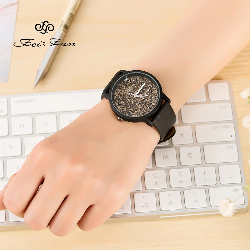 Corks design fashion watches No scale simple creative wrist watch FEIFAN brand casual men women quartz clock waterproof gifts цена 2016
