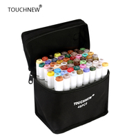 Hot Sell 30 40 60 80 Colors Artist Dual Head Sketch Copic Markers Set For Manga
