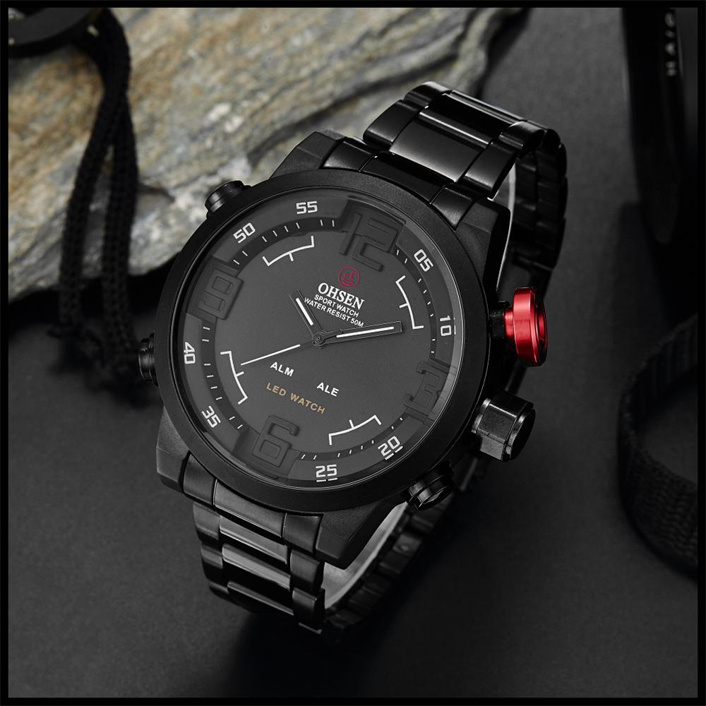 New Watch Men's Military Watches Sports Quartz Wristwatches (16)
