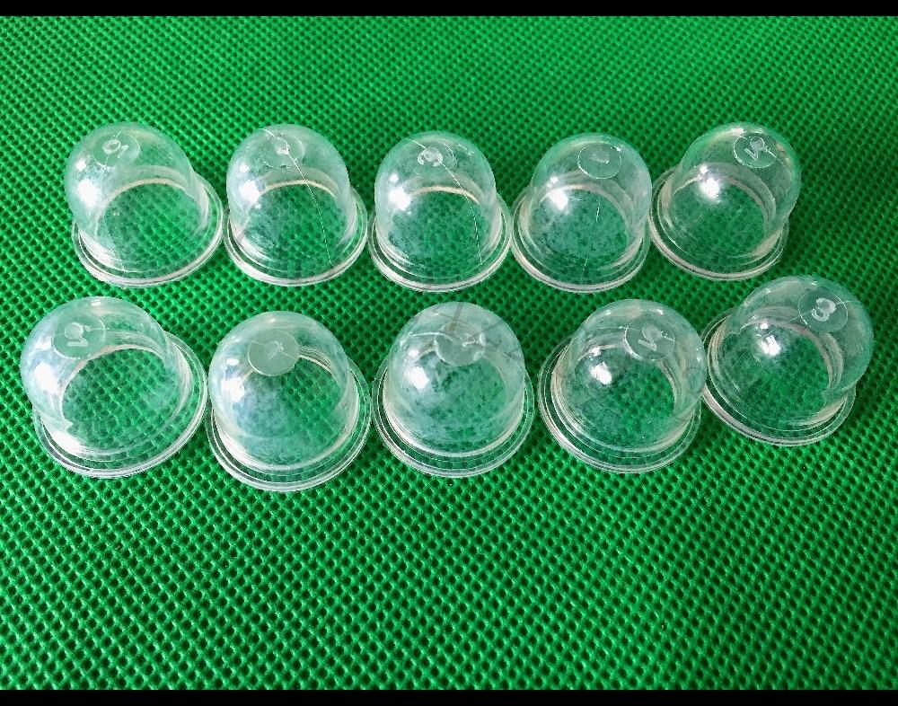 10pcs Primer Bulbs Pump For Homelite Echo Ryobi Poulan Stihl FS38 FS45 FS46 FS55 FS55R FS72 FS80 FS85 FS87 String Trimmers