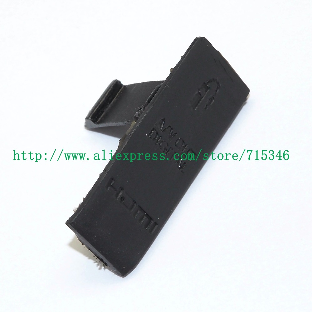 High-quality NEW USB//HDMI DC IN//VIDEO OUT Rubber Door Cover For Canon EOS 7D