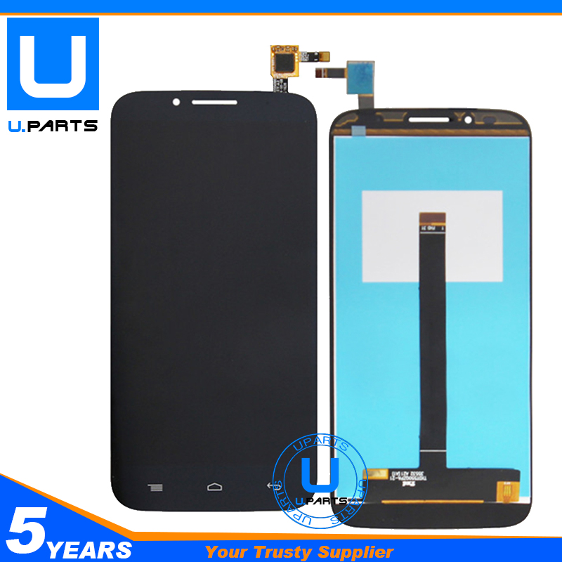 For UMI eMax font b Smartphone b font Full LCD Display Panel and Outter Touch Screen