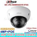 NEW Dahua 4MP IP IPC-HDBW4431R-VFAS IP 2.8mm ~12mm VF lens camera Support Audio POE H265&H264 IR DH-IPC-HDBW4431R-VFAS