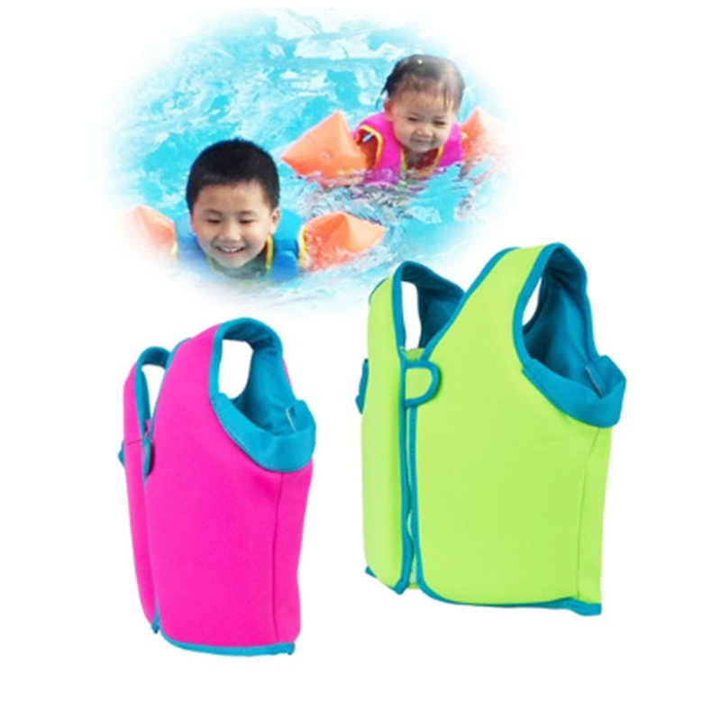 669b1874b7 Detail Feedback Questions about Kids Thicken Swimming Clothes Children's  Swimwear Security Swimming Accessories Child Buoyancy Drifting Vest Baby  Safety ...