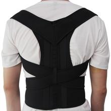 Magnetic Therapy Posture Corrector Brace Shoulder Back Support Belt for Men Women Braces & Supports