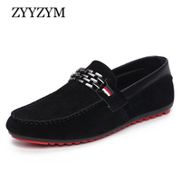 ZYYZYM Men Casual Shoes 2018 Spring Summer Light Breathable Fashion Trend Loafers Shoes For Men