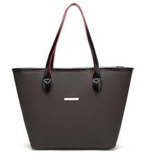 New Women's Handbags Women Shoulder Bag High Quality Large Capacity Female Handbag Luxury Designer PU Leather Shoulder Bag Women