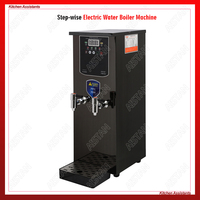 KW Series high quality commercial electric step by step water boiler
