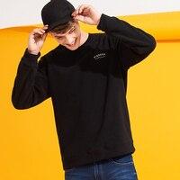 Pioneer Camp thick warm fleece hoodies men hot sale brand clothing autumn winter sweatshirts male quality men tracksuit 699035 3