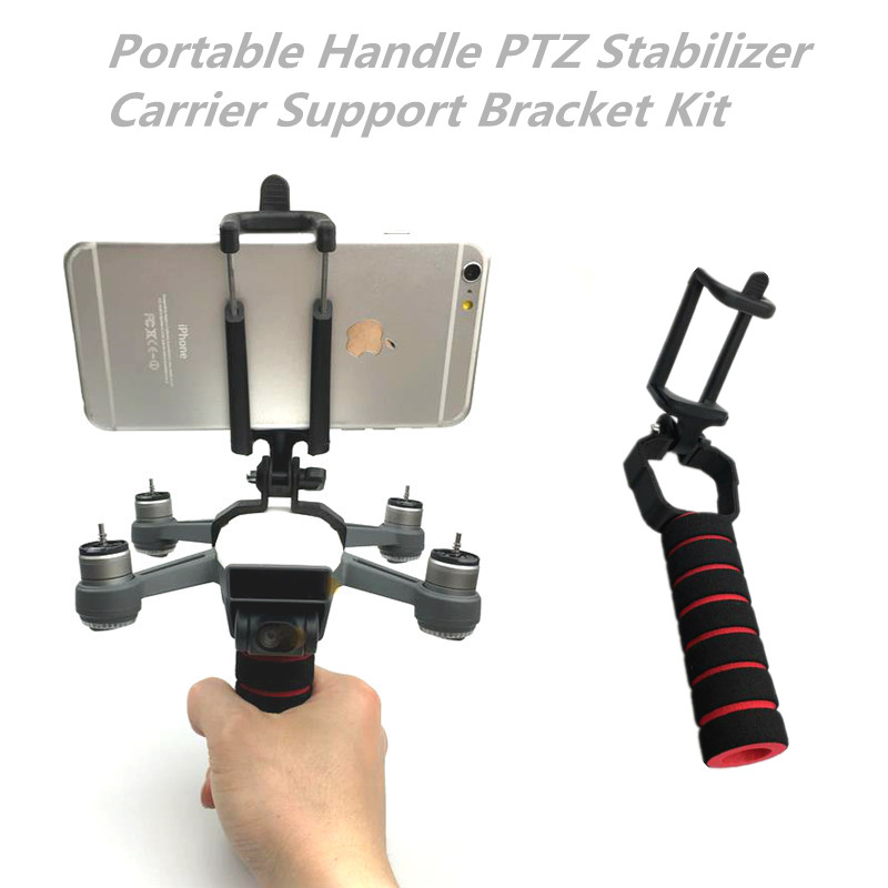 3D Printed DJI SPARK Accessories Portable Handle PTZ