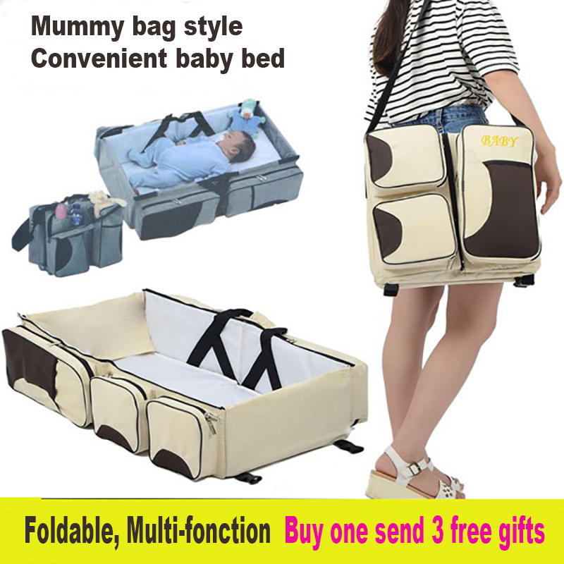 Baby bed multifunctional folding portable newborn bed baby travel bed portable blue bb baby bed folding multifunctional portable baby bed iron newborn cradle