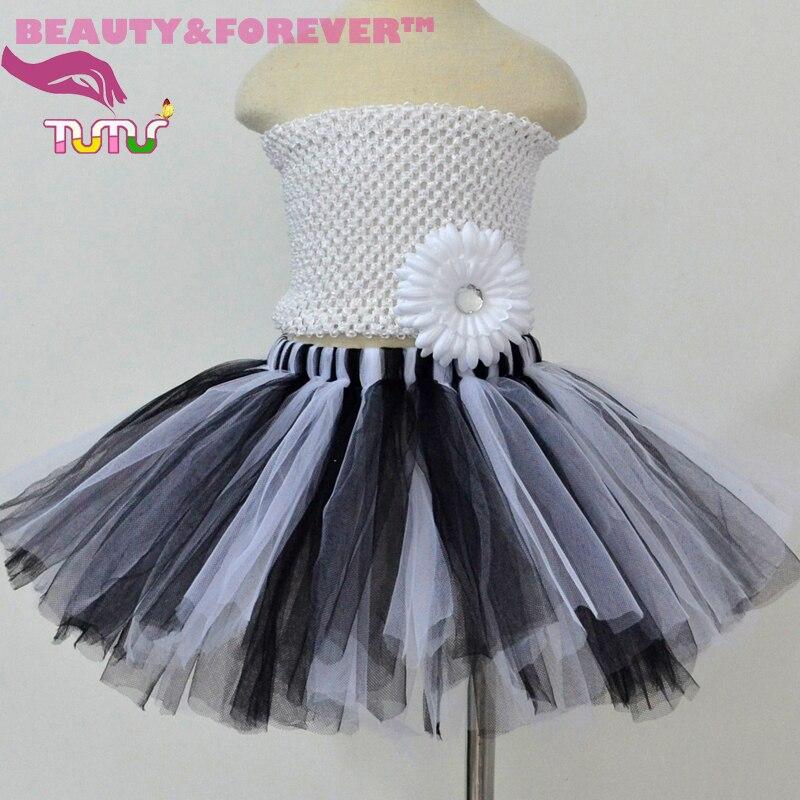 Белые юбки для детей