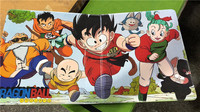 Dragon Ball Z Saint Seiya Suede Leather Card Book 9 Large Capacity Toys Hobbies Hobby Collectibles Game Collection Anime Cards
