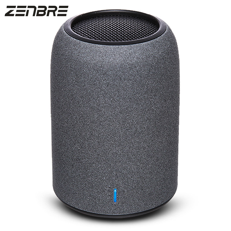 Portable Speakers, ZENBRE M4 wireless Bluetooth Speakers for Laptop, Tablet, Computer Speaker with Enhanced Bass Resonator