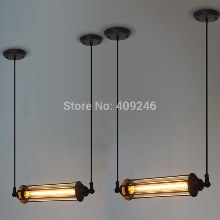 Loft Edison Vintage Style Metal Flute Pendant Ceiling Lamp(Including T300 Bulb) Drop Light For Cafe Bar Dining Room Club vintage loft industrial edison flower glass ceiling lamp droplight pendant hotel hallway store club cafe beside coffee shop