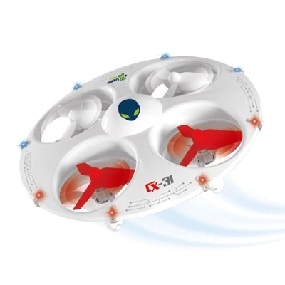 Free Shippping Hot Sell CX-31 drone Headless Mode 4Ch 6axis Gyro 3D High Speed UFO RC Quadcopter LED light VS U207  X4 H107C free shipping fation drone with cool light helicopter 2 4g 4channel 6axis gyro stunt tumbling radio rc quadcopter toy vs cx 31