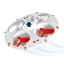 Free Shippping Hot Sell CX-31 drone Headless Mode 4Ch 6axis Gyro 3D High Speed UFO RC Quadcopter LED light VS U207  X4 H107C