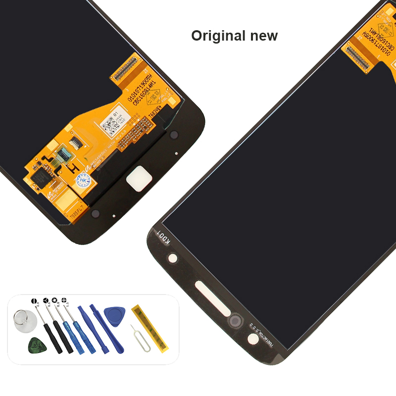 Original Xt1650 01 03 front outer glass with AMOLED screen touch Replacement For Motorola Moto Z Droid DisplayOriginal Xt1650 01 03 front outer glass with AMOLED screen touch Replacement For Motorola Moto Z Droid Display
