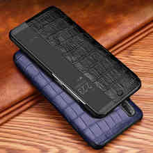 Genuine Leather Case For Huawei P20 Pro Case Wakeup Phone Cover Intelligent Coque For Huawei P20 Case With Window View