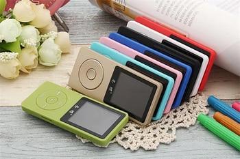 Original JS-01 Mini Super-long standby HiFi MP3 Music Player 1.8