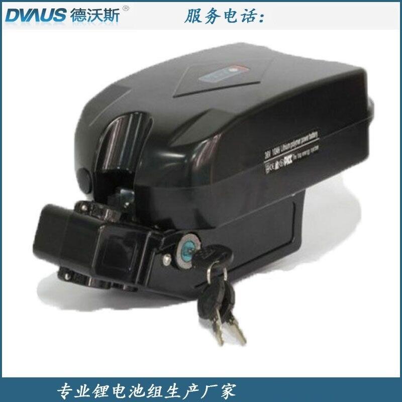 Высокое качество 36V 8AH литий ионный аккумулятор с 15A BMS 2A зарядное устройство для 36V электрические велосипеды Power Bank - 2