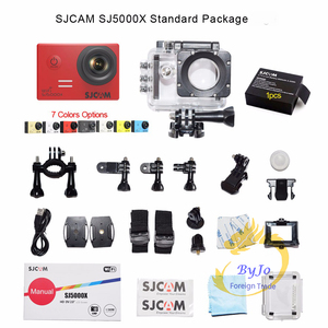 "Image 3 - SJCAM SJ5000 Series Sports Action Camera 4K DV HD 2.0"" SJ5000 WIFI SJ5000X Elite Waterproof camera sport SJ CAM"