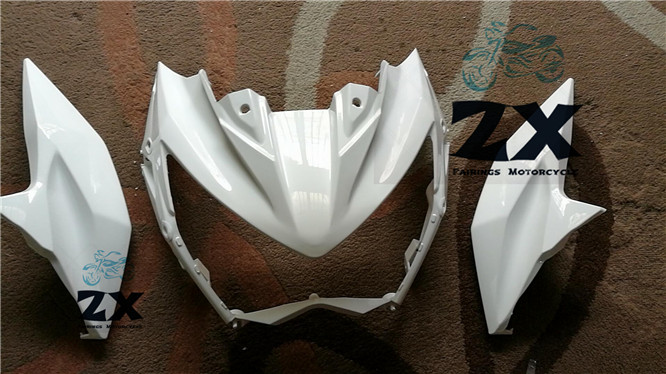 Motorcycle ABS Injection Fairings For Upper Front Head Fairing Cowl Nose Cowl For kawasaki Z800 Z-800 2013-2017 good injecitonMotorcycle ABS Injection Fairings For Upper Front Head Fairing Cowl Nose Cowl For kawasaki Z800 Z-800 2013-2017 good injeciton