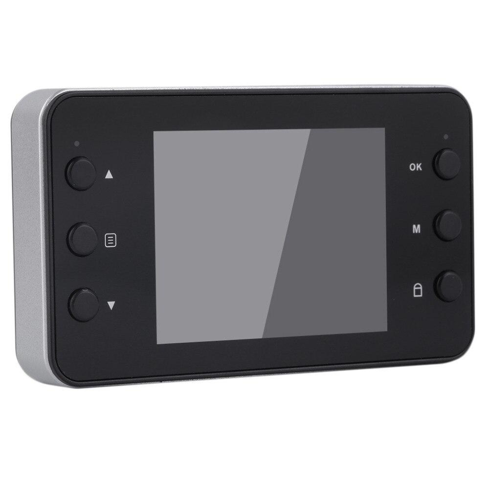New Hot 2 4 Full HD 720P Car DVR car font b camera b font recorder