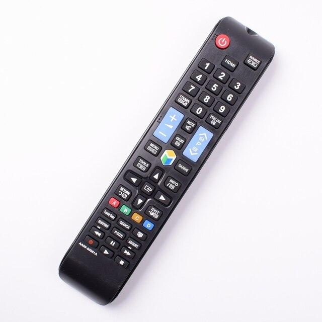 การเปลี่ยนรีโมทคอนโทรลสำหรับ SAMSUNG AA59 00581A AA59 00594A TV 3D สมาร์ทเครื่องเล่น HDTV