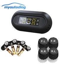 Автомобильная система контроля давления в шинах на солнечных батареях система контроля давления в шинах датчик давления для шин система автоматического охранного сигнализации