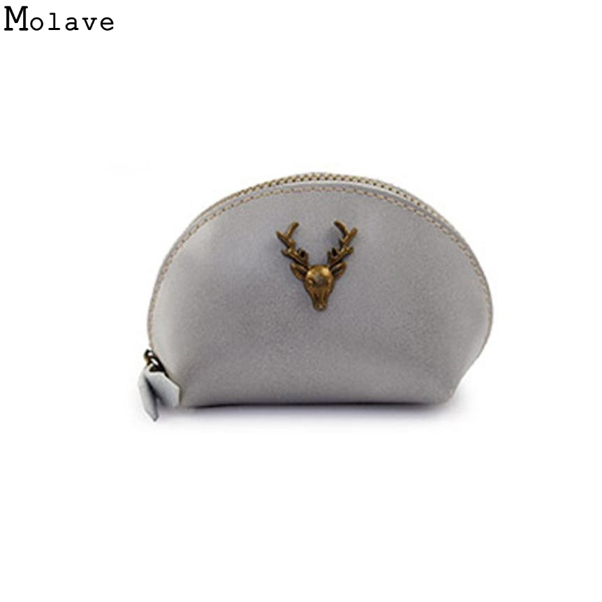 New Brand Mini Clutch Bag Lady Purse Wallet Women Retro Vintage Deer Small Coin Purses Wallets Hot Card Holders bags Gift coin purse wallet 2016 women bag christmas gift fashion mini small bag cheap nostalgic retro vintage wallets storage money 1022