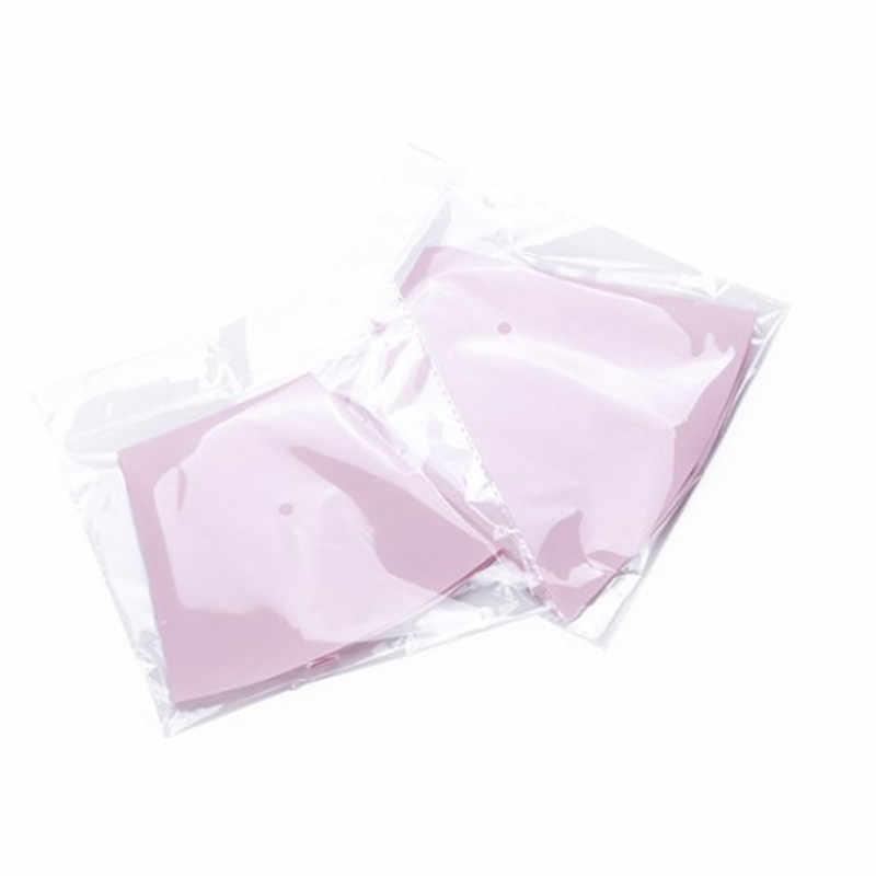 1pcs สีชมพูขนมกระเป๋าซิลิโคน Icing Piping Cream ถุงขนมหัวฉีด DIY เค้กตกแต่งเบเกอรี่เครื่องมือตกแต่ง Dropship