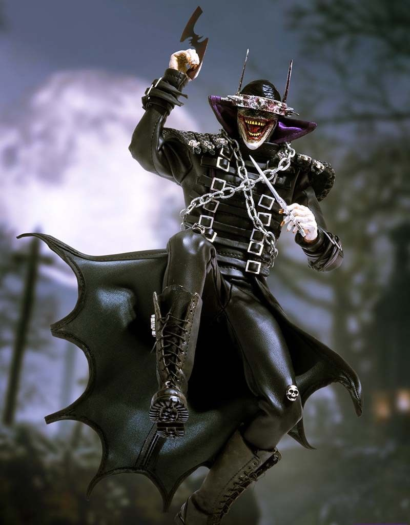 лучшая цена Collection Action Figures Toys 1/6 Scale Laughs Batman Model Dark Nights Metal 01 With Body Head Sculpt Clothes Model