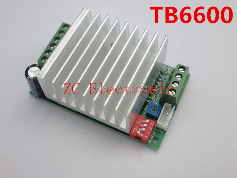 New cnc single axis tb6600 0 4 5a two phase hybrid stepper for Cnc stepper motor controller circuit