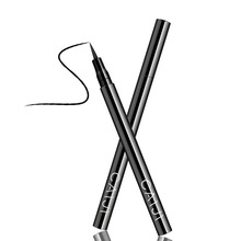Black Eyeliner Quick-drying Waterproof Pen Accurate Long-lasting Not Blooming Liquid Lady Eyeliner Smooth Makeup Tool TSLM2