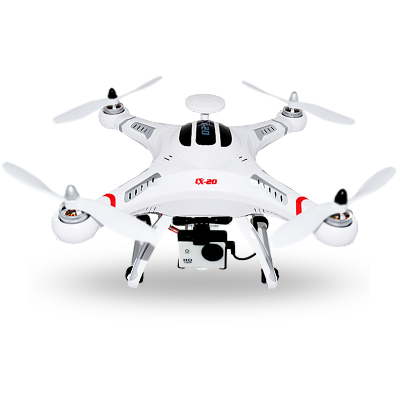 Cheerson UAV CX-20 Auto-Pathfinfer RTF Drone 4CH 6axis MX Autopilot System Quadcopter headless mode Aircraft height hold Toy cheerson cx 20 drones auto pathfinfer open source flight controller 2 4ghz 4ch 6 axis rc quadcopter with gps helicopter drone