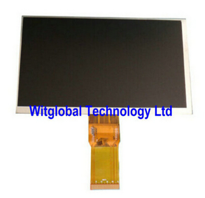 New LCD Display Matrix 7 Elenberg Tab730 TABLET 163*97mm 50Pins LCD Display Screen Panel Frame replacement Free Shipping