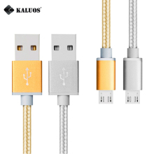 Фотография KALUOS 0.2m 1m 1.5m Micro USB Data Sync Fast Charger Cable For Huawei Mate 7 8 Honor 7 6 Plus 7 Samsung S4 S6 S7 LG Android Wire