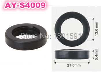21 6 5 4 13 6mm 200pieces Fuel injector lower seal for honda fuel injector repair