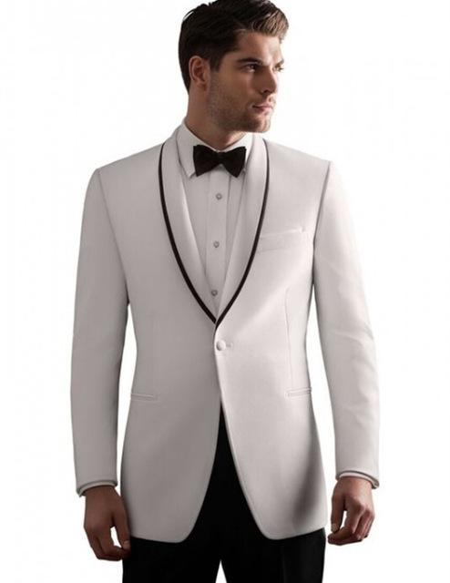 De Estilo clásico Para Hombre Cena Blazer Trajes de Baile Trajes de Novio Esmoquin Padrinos de Boda (Jacket + Pants + Faja + Tie) K: 1506