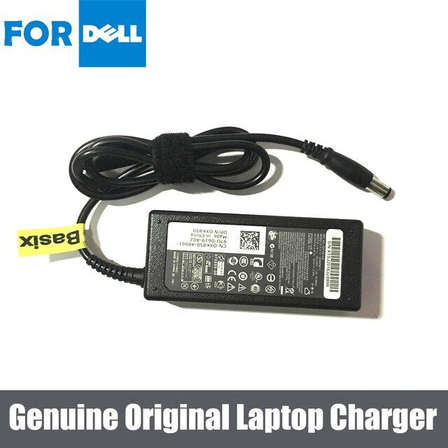 Original 65 W 19.5 V Carregador Adaptador para Dell HA65NS5-00 3.34A 09RN2C DA65NM111-00 LA65NS2-01 PA-12 17 Inspiron 1750 1764 1720
